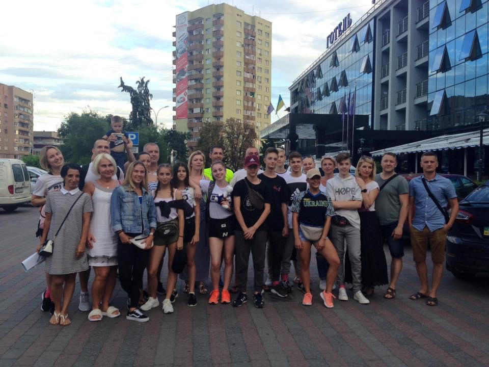 У США ужгородський «Бліц» представлятиме Україну на «World Dance Championship»