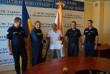 Рятувальники нагородили ужгородця, який врятував дівчину від акули