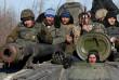Бійці 128-ої бригади привітали закарпатців з Днем захисника України