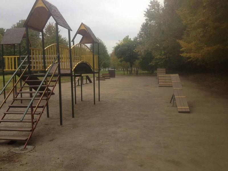 У неділю в Мукачеві відкриють дресирувальний парк для собак