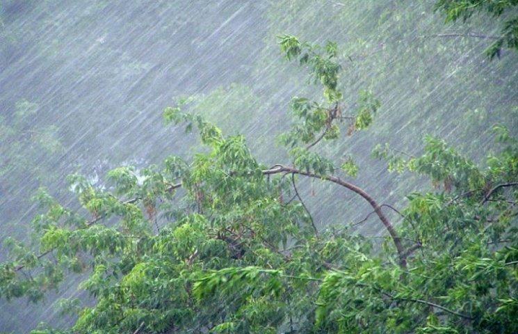 ДержНС: УКарпатському регіоні 23 жовтня очікуються сильні зливи