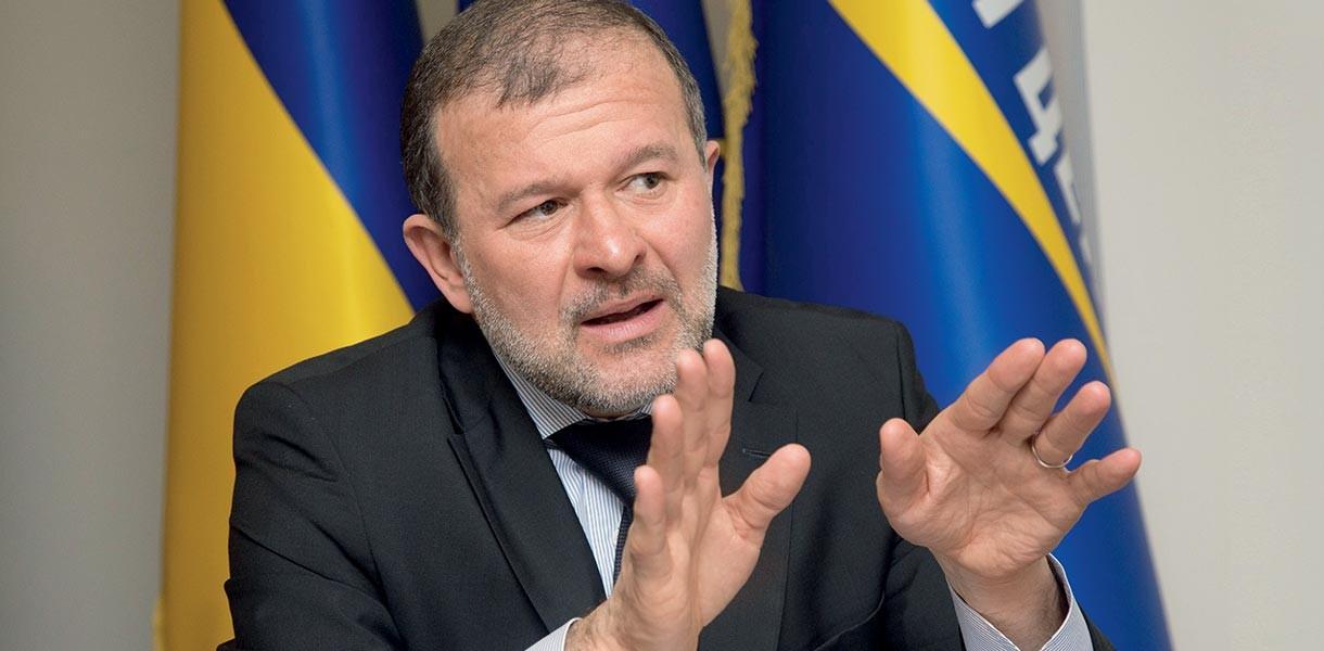 Віктор Балога заінтригував відповіддю на запитання, чи балотуватиметься він на пост Президента України