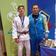 Юний ужгородець став кращим дзюдоїстом Європи серед юніорів