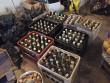 В Ужгороді викрили цех, у якому виготовляли «лівий» коньяк