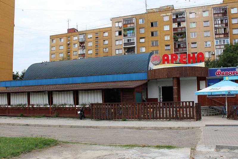 В Ужгороді горів паб