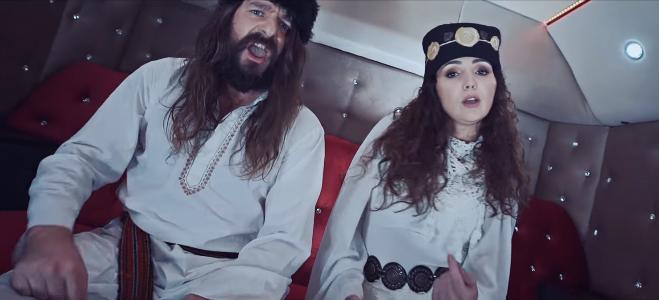"""""""Рокаш"""" та Марина & Co презентували кліп на пісню """"Баламут"""""""