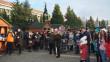 У Хусті відкрився різдвяний ярмарок