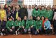 Вже відомі результати Міжнародного Різдвяного турніру з баскетболу, який проходив у Мукачеві