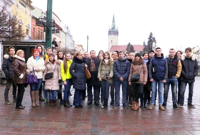"""Презентація Європейської освітньої програми """"Free Student"""""""