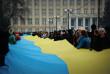 Сьогодні в Ужгороді відбудеться урочиста хода зі 100-метровим прапором