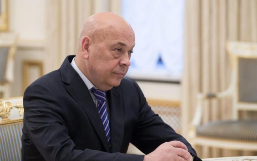 Москаль увійшов у топ-сімку лідерів «Рейтингу губернаторів» України