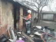 Рятувальники ліквідували пожежі у двох надвірних спорудах