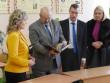 Верховний комісар ОБСЄ у справах нацменшин Ламберто Заньєр побував в ужгородській школі
