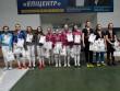Жіноча збірна Закарпаття з фехтування здобула перемогу на кадетських змаганнях