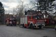 Рятувальники розповіли подробиці пожежі у центральній частині Ужгорода