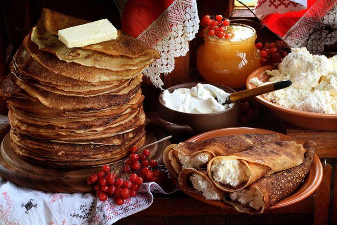 Масляна 2019 в Україні: традиції та святкування