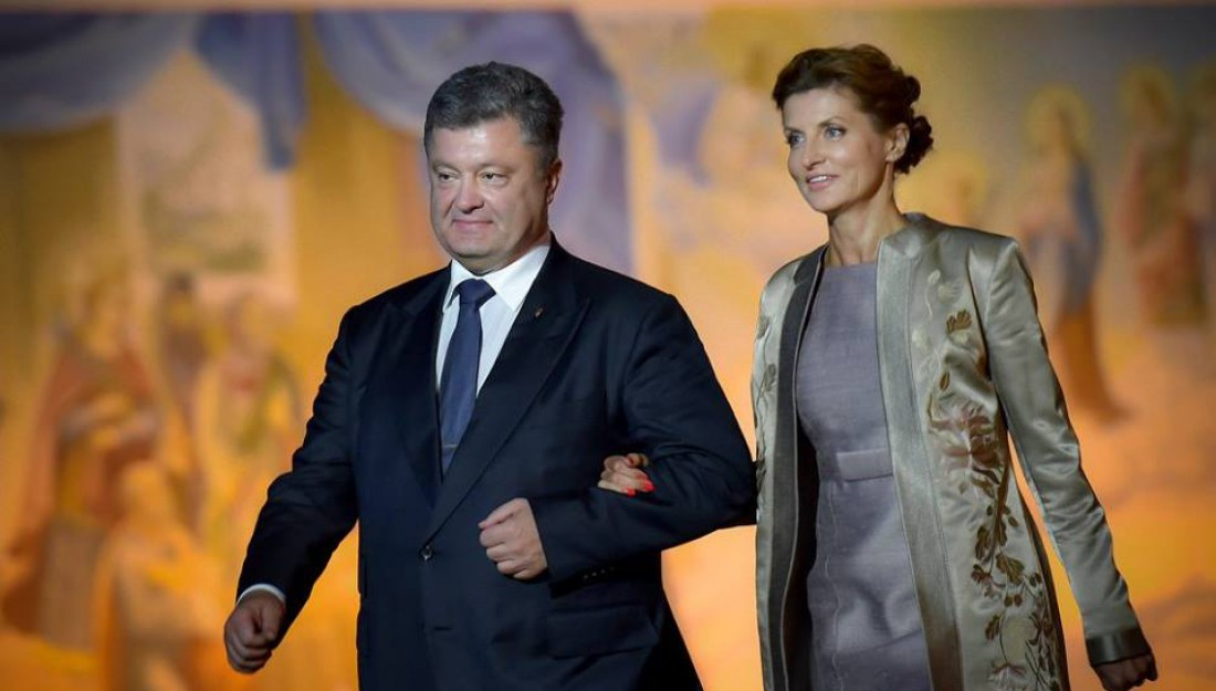 Закарпатську область із робочим візитом відвідає дружина Порошенка: названо ціль візиту