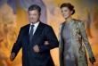 Як проходив візит першої леді України на Закарпаття