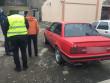 Патрульні знайшли BMW, який вкрали в Ужгороді