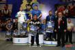 Ужгородський пауерліфтер став семиразовим чемпіоном України