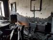 Момент вибуху в офісі