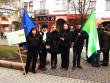 У центрі Мукачева провели флешмоб