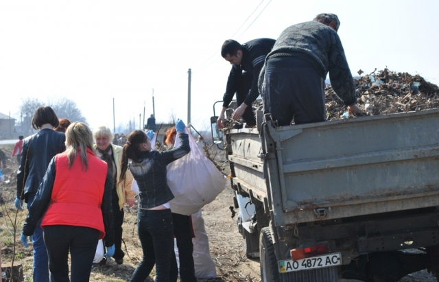 В Мукачеві проведуть весняну толоку