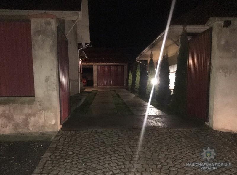 Нічний вибух поблизу Ужгорода: поліція розповіла подробиці