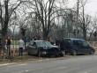 На Виноградівщині зіткнулись два автомобілі