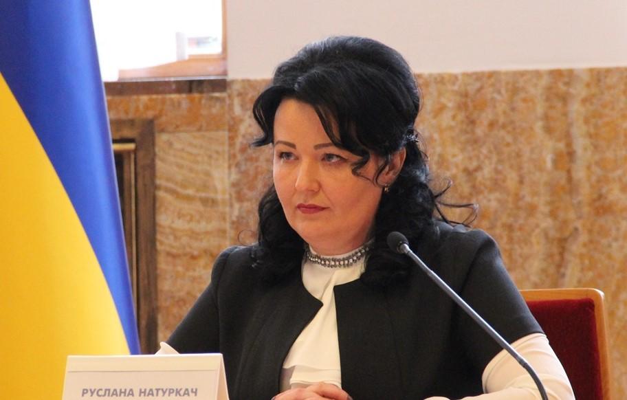 Керівником апарату облдержадміністрації призначена Руслана Натуркач