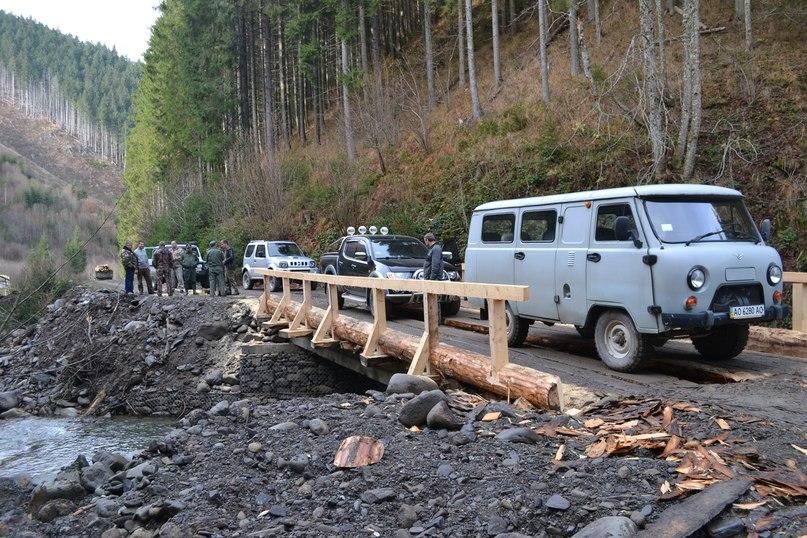 На Долинщині ЄС профінансує побудову лісових доріг