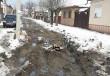 Через жахливий стан, вчора у Берегові закрили проїзд на одній із вулиць міста