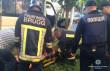 Сварка між двома компаніями у Мукачеві закінчилася побиттям чоловіка