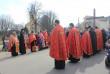 У Мукачеві вірники пройшли Хресну дорогу