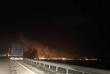 Біля об'їзної в Ужгороді сталася масштабна пожежа