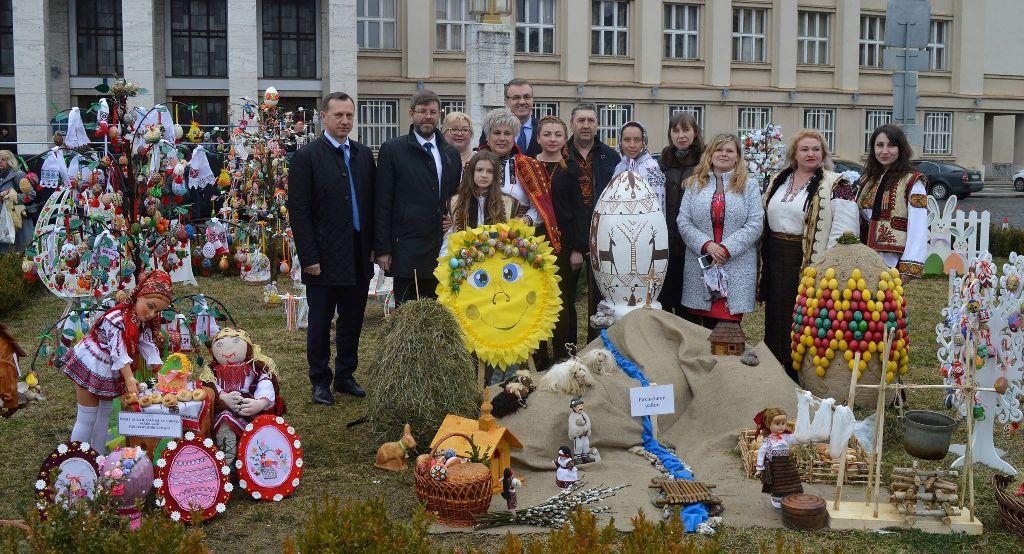 Мер Ужгорода зустрівся із Надзвичайним і Повноважним Послом Литовської Республіки в Україні Марюсом Януконісом