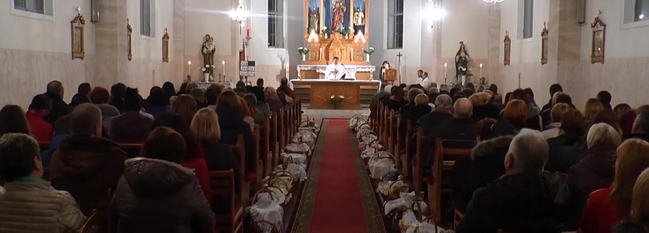 Як римо-католики Мукачева відзначали Великдень