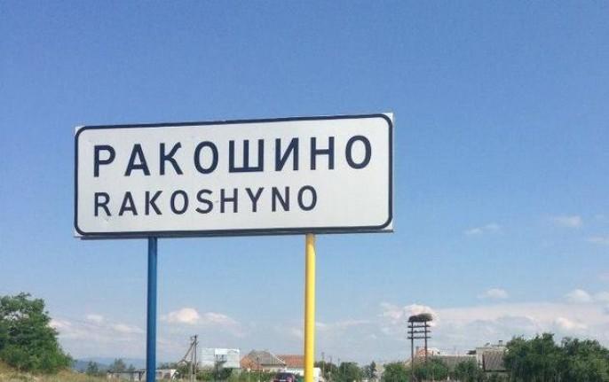 На території Ракошинської сільської ради відремонтують дві обласні дороги місцевого значення