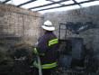 14 рятувальників гасили пожежу на підприємстві