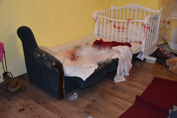 Жінку з Мукачівщини, яка вбила свою дитину, помістили до психіатричної лікарні
