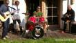 Володимир Кличко сяде за ударну установку і зіграє разом із закарпатським гуртом