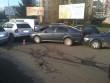 В Ужгороді недотримання дистанції водієм