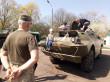 В Ужгороді військові ознайомили дітей з технікою із АТО