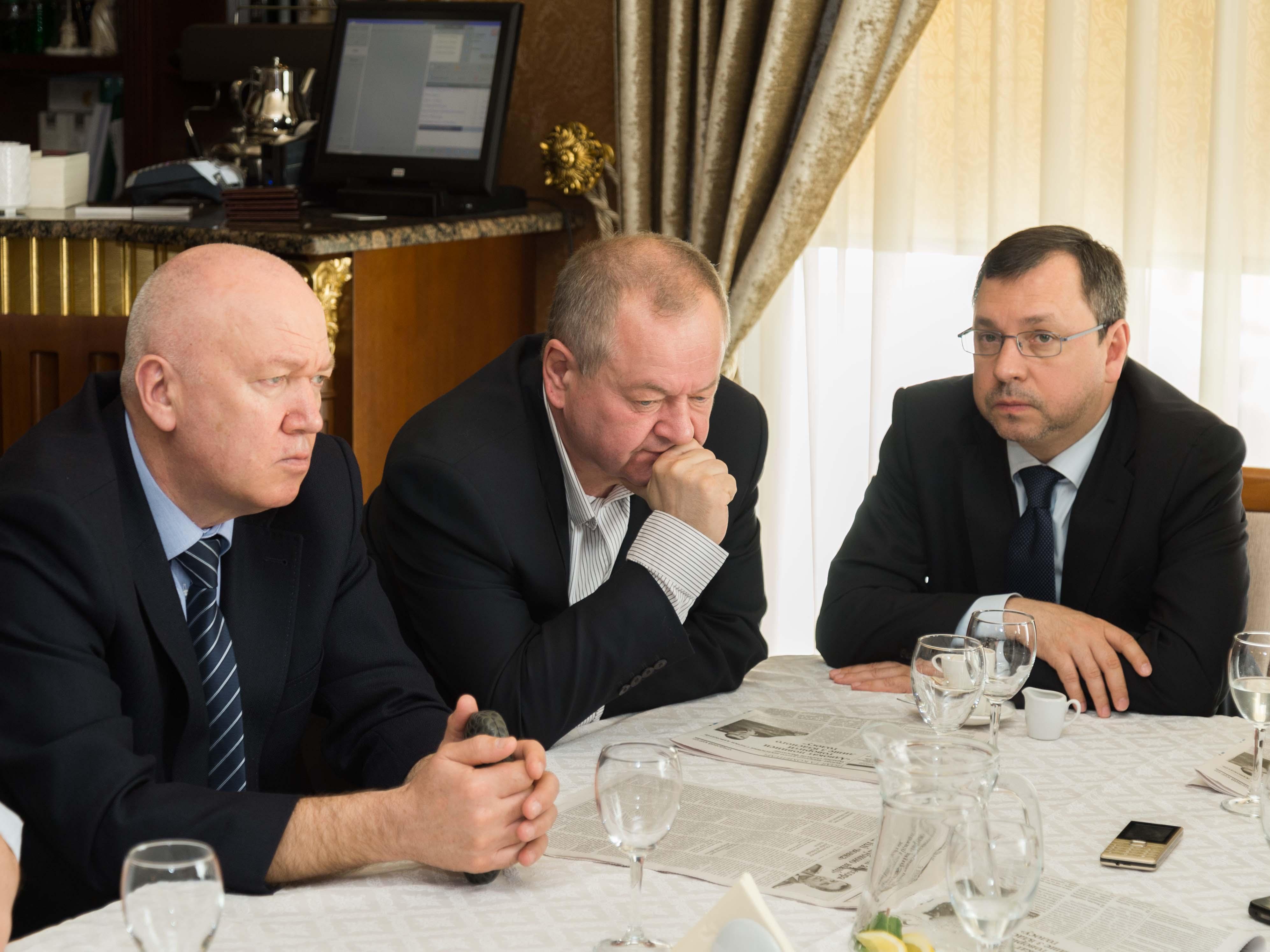 У Мукачеві Ради адвокатів Закарпаття та Луганщини спільно провели круглий стіл з питань інформаційної безпеки