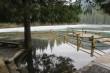 Рівень води в озері Синевир піднявся на 4 метри