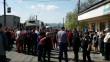 У найбагатшому селі Закарпаття люди вийшли на мітинг