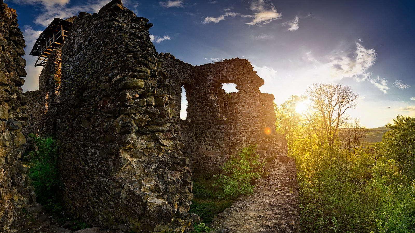 Реконструкція Невицького замку розпочнеться не раніше червня цього року