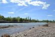 На Тячівщині проводяться роботи з реконструкції пошкодженої дамби та берегоукріплення річки