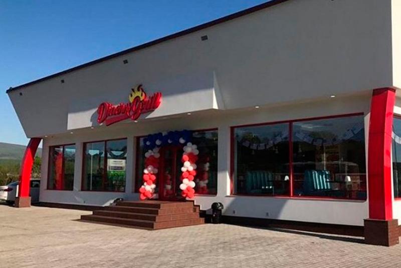 """Екс-гравець """"Шахтаря"""" Василь Кобін відкрив ресторан швидкого харчування"""