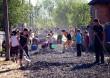 У Великих Лучках ромський табір за два дні зробив дорогу